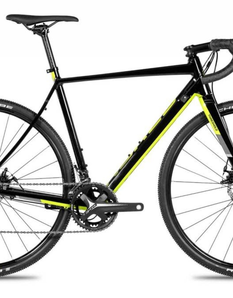 NORCO NORCO THRESHOLD A TIAGRA BLACK 55.5