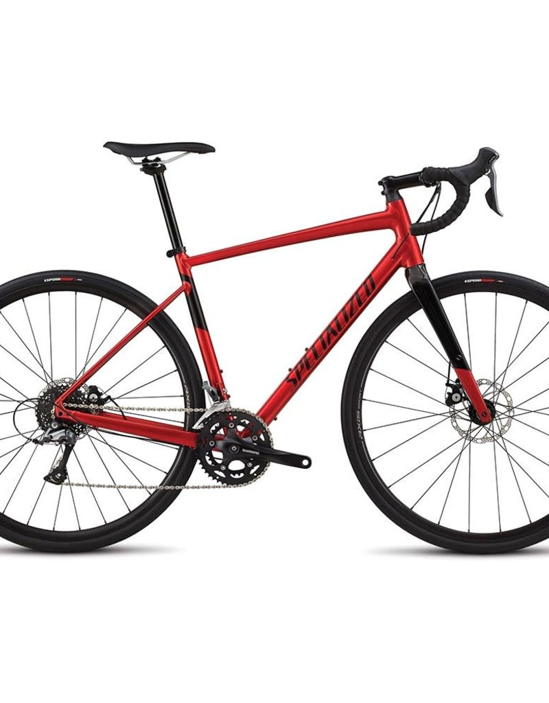 SPECIALIZED SPECIALIZED DIVERGE E5 52 CNDYRED/TARBLK