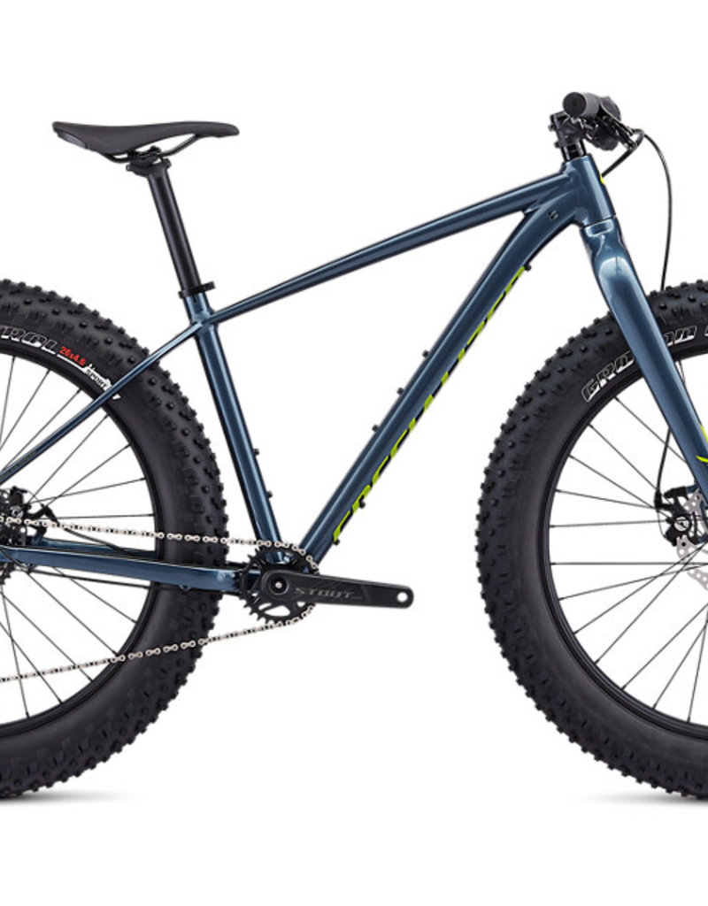 SPECIALIZED Specialized Fatboy SE Blue/Grn Med