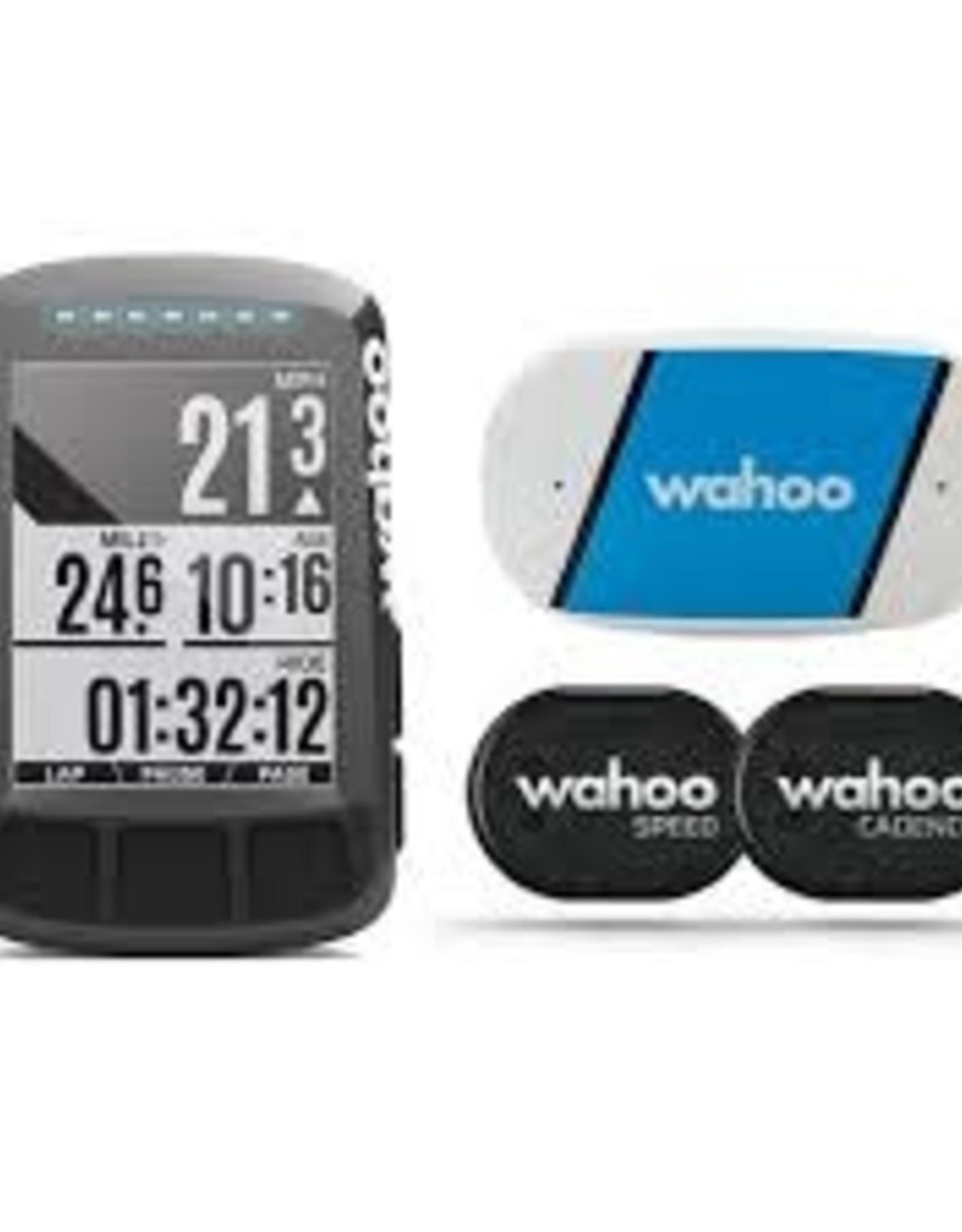 WAHOO WAHOO ELEMENT GPS BUNDLE