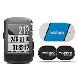 WAHOO WAHOO ELEMENT BOLT BUNDLE GPS COMP