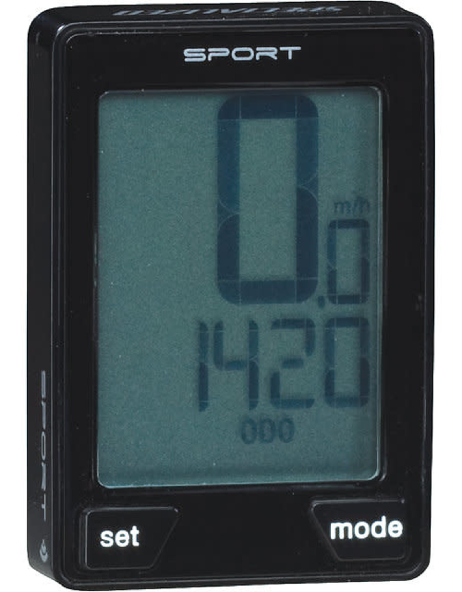 SPECIALIZED Spec Speedzone Sport Double Wireless ANT+ - Black