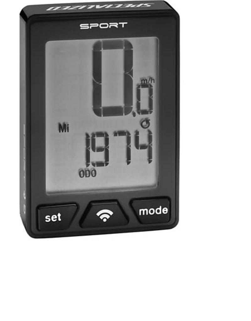 SPECIALIZED Spec Speedzone Sport Wireless - Black