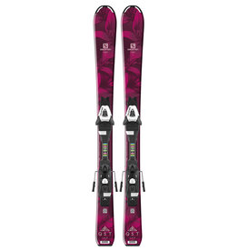 SALOMON Salomon SKI SET JR Quest LUX + Binding C5 J75