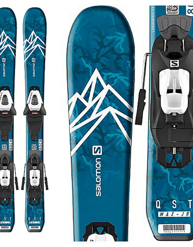 SALOMON Salomon QST MAX Jr S+ C5 GW J75 Binding