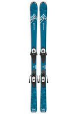 SALOMON Salomon QST MAX Jr M + L6 GW J2 Blue/White 130