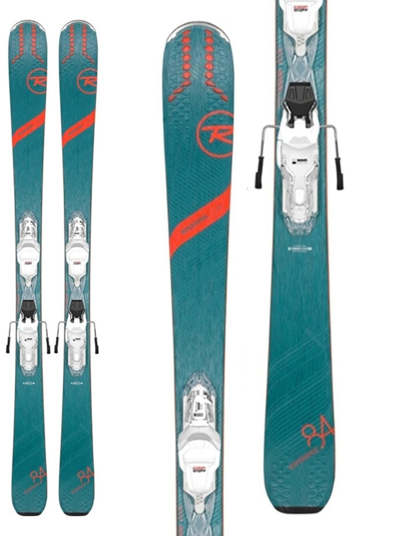 ROSSIGNOL Rossignol EXPERIENCE 84AI Women's HD Ski +Binding XPRESS 11 B93