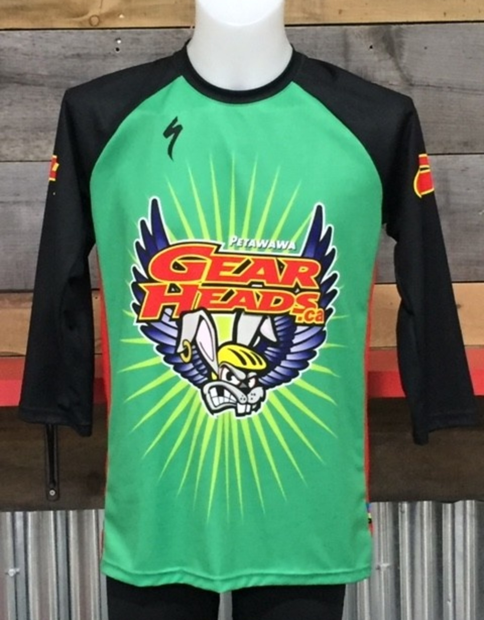 SPECIALIZED Specialized GH Enduro Men's 3/4 Sleeve Jersey