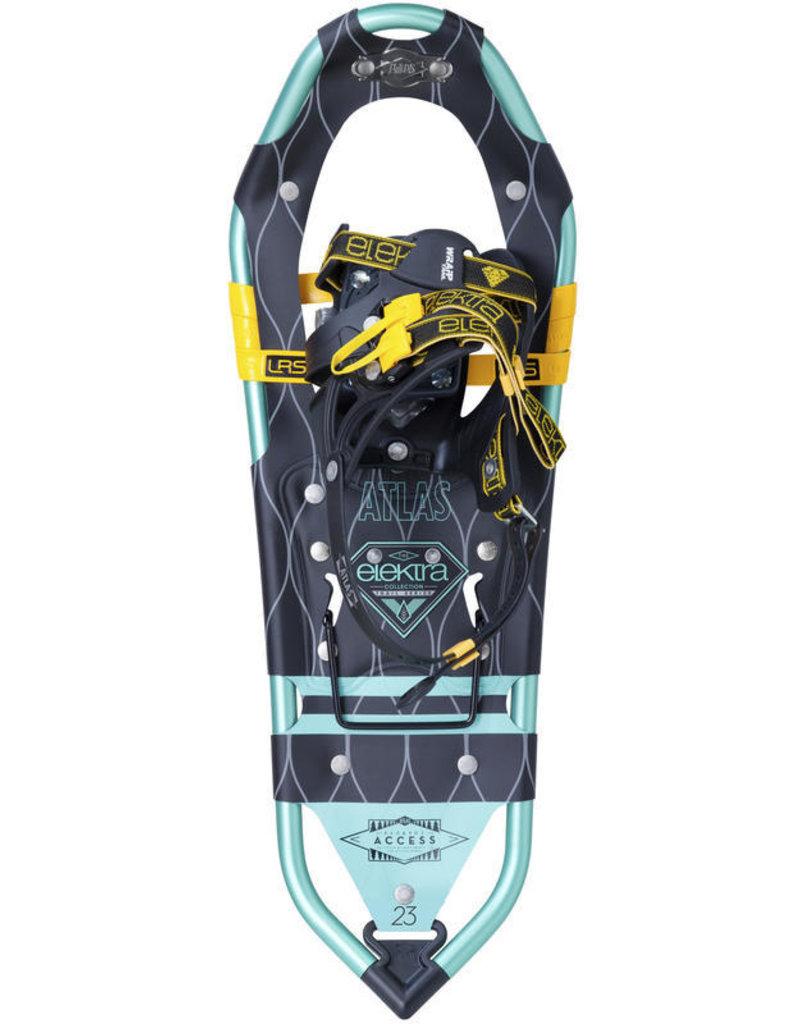 Atlas Access Snowshoes  Electra Green 27