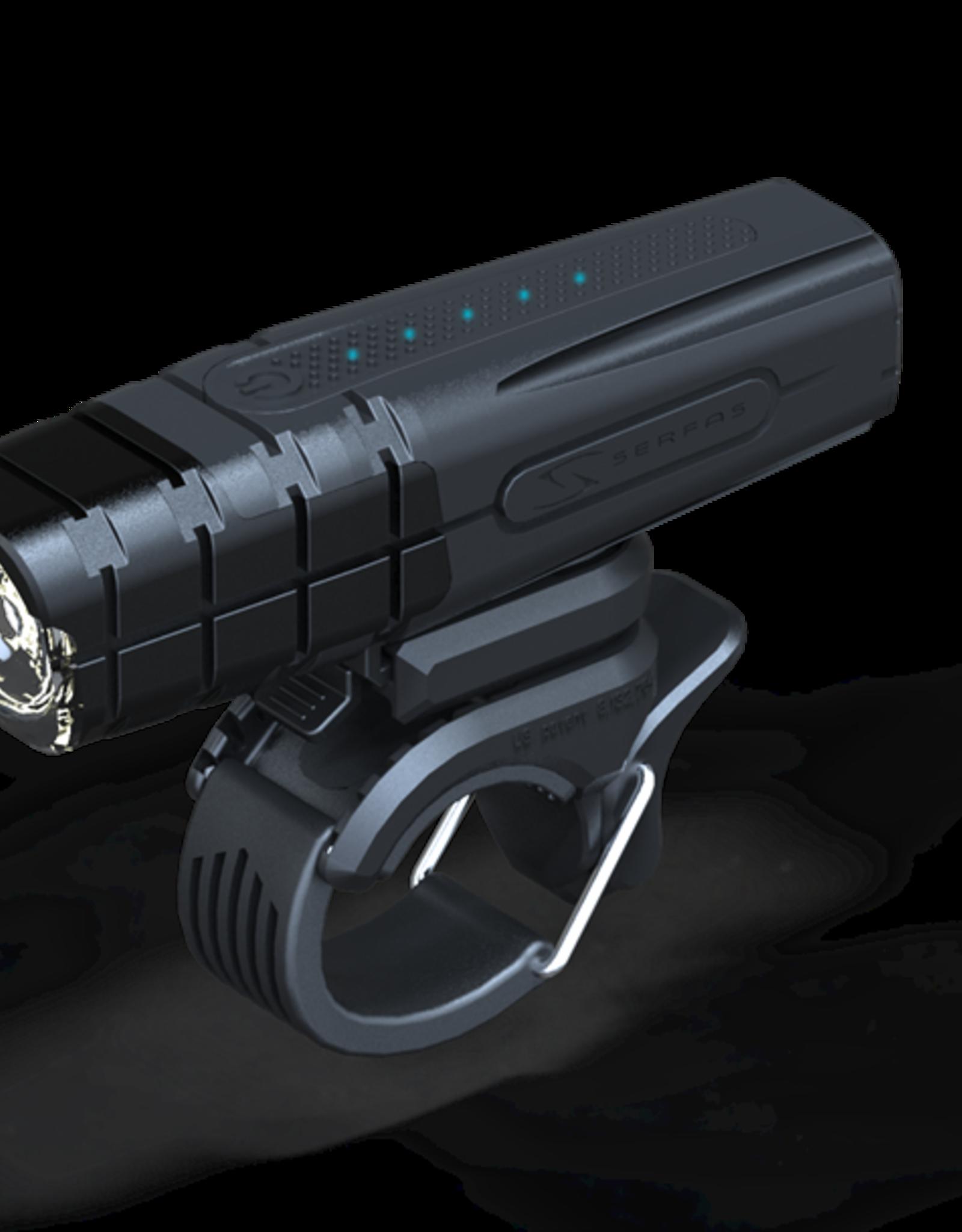 Serfas True 1000 MTB Hi-Power LED Front