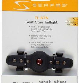 Serfas TL-ST II light - BLACK
