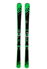 ROSSIGNOL DEMO**SK-26 Rossi Experience 88TI 180 ski +SPX 12 KONECT DUAL B90 BK/OR