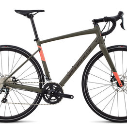 SPECIALIZED Specialized 2019 Diverge E5 Elite 52 Wmns Satin Oak/Acid Lava