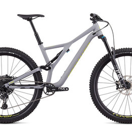SPECIALIZED Specialized Stumpjumper FSR Alloy Comp 29  SATIN COOL GREY / TEAM YELLOW Large