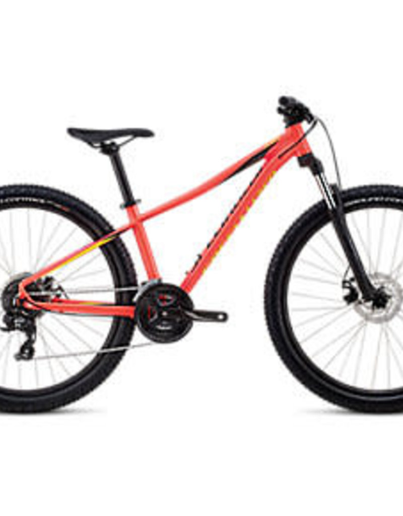 """SPECIALIZED Specialized 2019 Pitch 27.5"""" Womens  Gloss/Acid Red/Limon/Black/Reflect"""