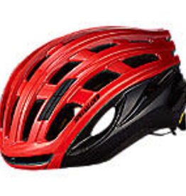 SPECIALIZED PROPERO 3 HELMET ANGI MIPS CPSC ROCKETRED/CRMSN/BLK MED