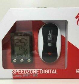 SPECIALIZED Specialized SPEEDZONE COMP DIGITAL ANT+ HR- Black