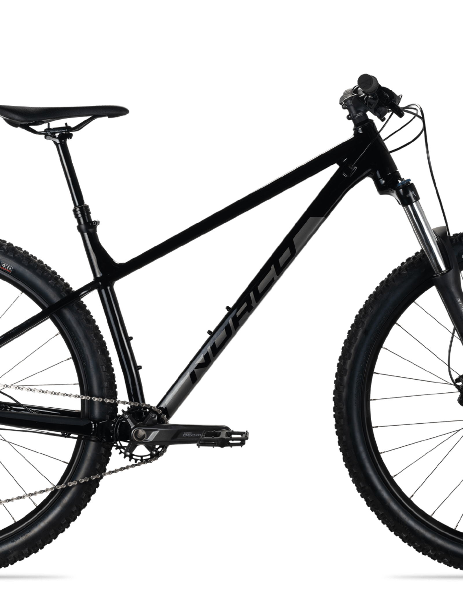 NORCO Norco FLUID HT 2 MED 27.5 black/charcoal