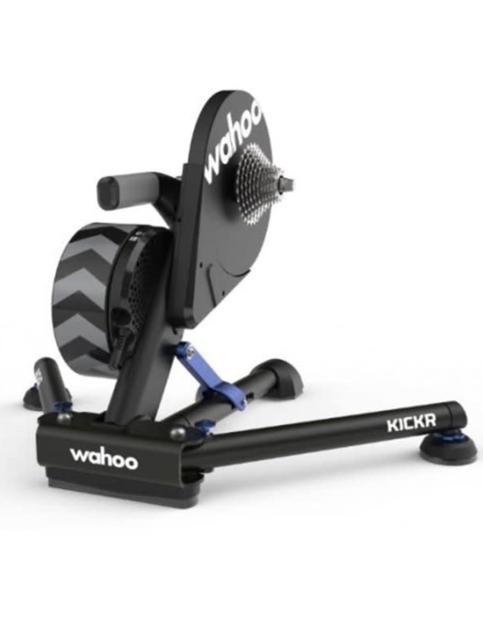 WAHOO KICKR V5 SMART POWER TRAINER