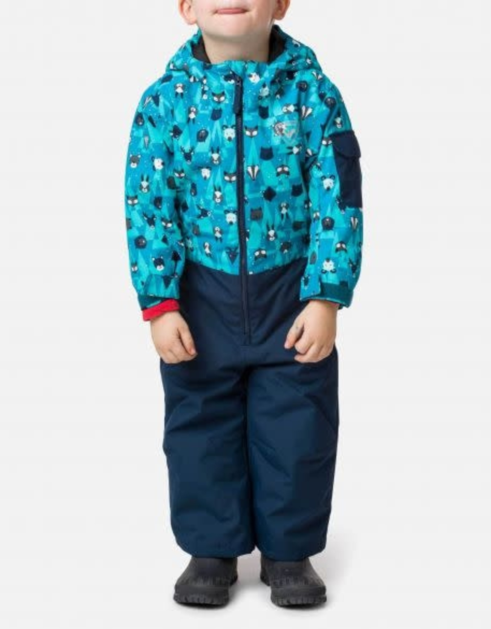 ROSSIGNOL Rossignol Child Flocon one pc Suit Size 2