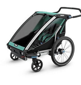 THULE Thule Chariot Lite 2 + Cycle/Stroll Bluegrass