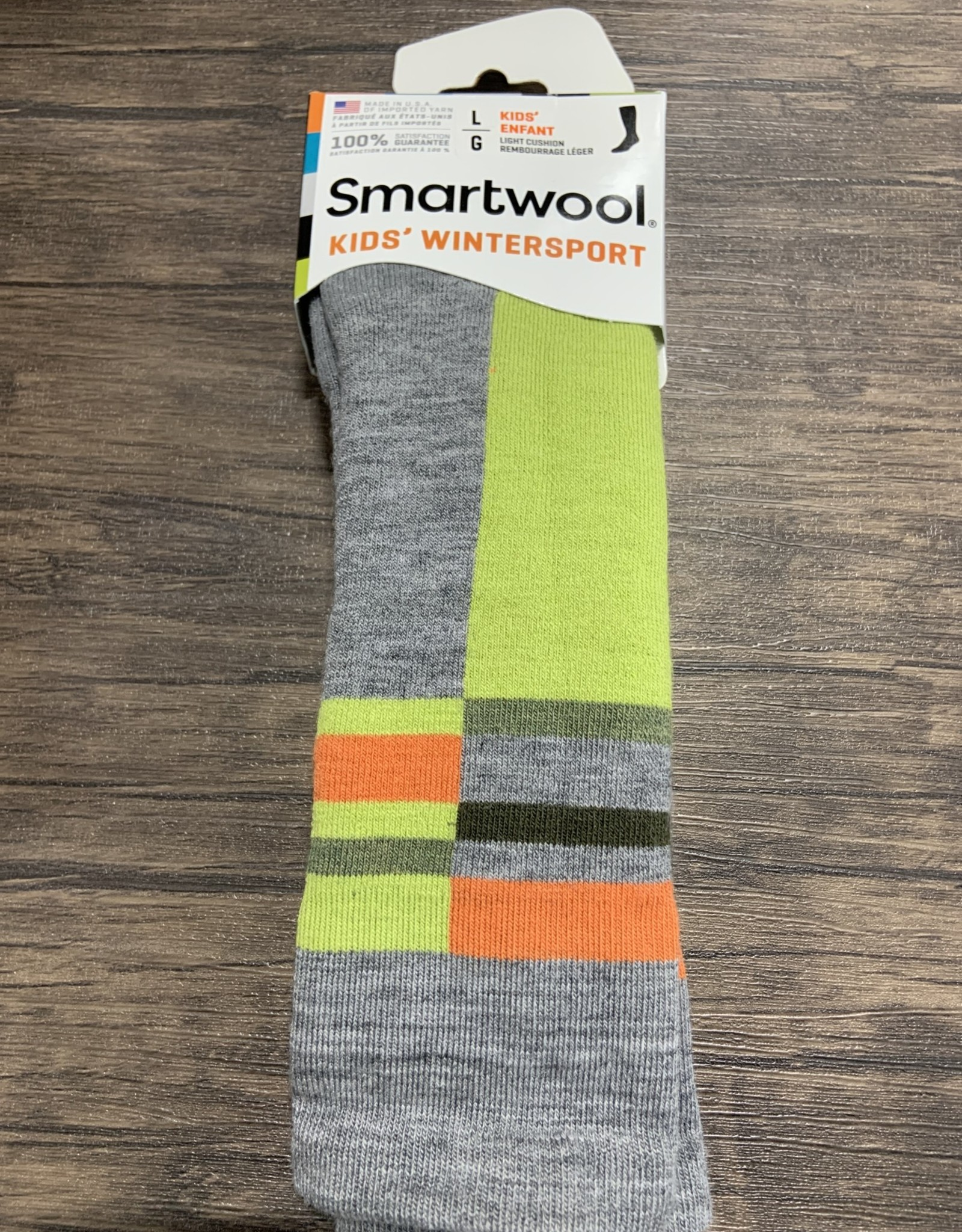 SMARTWOOL SmartWool Kids' Wintersport Stripe