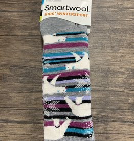 SMARTWOOL SmartWool Kids' Wintersport Polar Bear