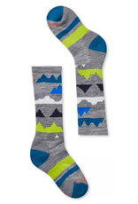 SMARTWOOL SmartWool Kids' Wintersport Mountiain light gray