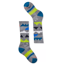 SMARTWOOL SmartWool Kids' Wintersport Mountiain light gray