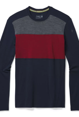 SMARTWOOL SmartWool Men's 250 baselayer colorblock crew