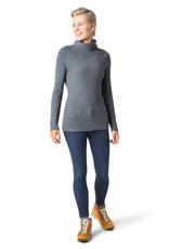 SMARTWOOL SmartWool Women's Dacono Ski Sweater Charcoal Heather