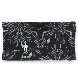 SMARTWOOL SmartWool 250 Pattern Reversible HeadBand Black Digital Snowflake