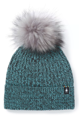 SMARTWOOL SmartWool Powder Pass Beanie Wave blue charcoal OS