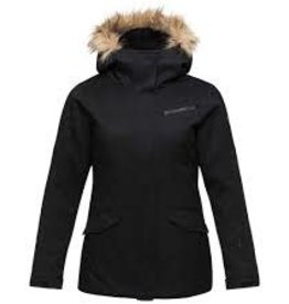 ROSSIGNOL Rossignol Women's Parka Jacket Black XL