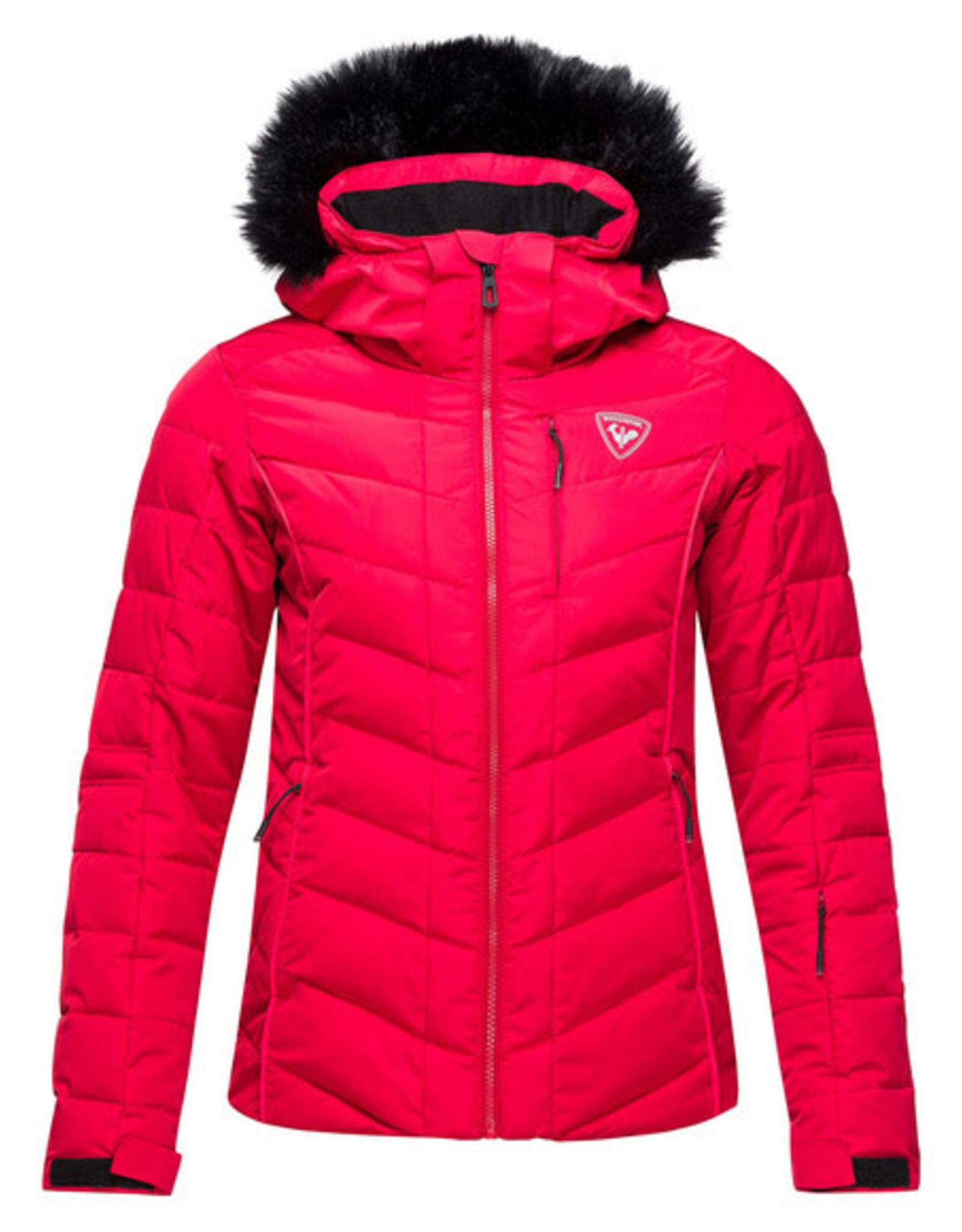 ROSSIGNOL Rossignol Women's Rapide Pearly Jacket Carmin