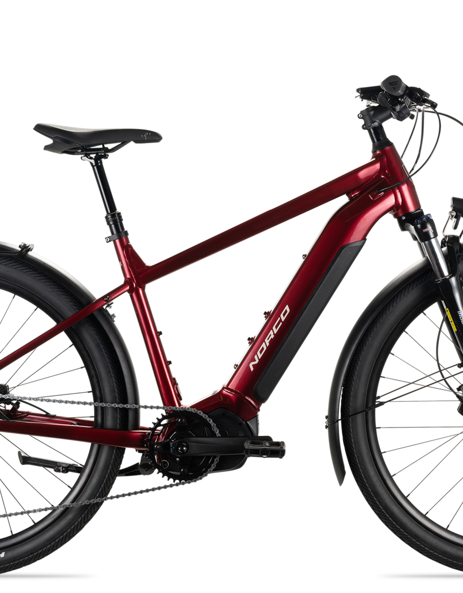 NORCO DEMO*** Norco INDIE VLT 1 - RED Med 27.5