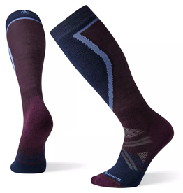 SMARTWOOL SmartWool Women's PhD Ski Medium Bordeaux Med