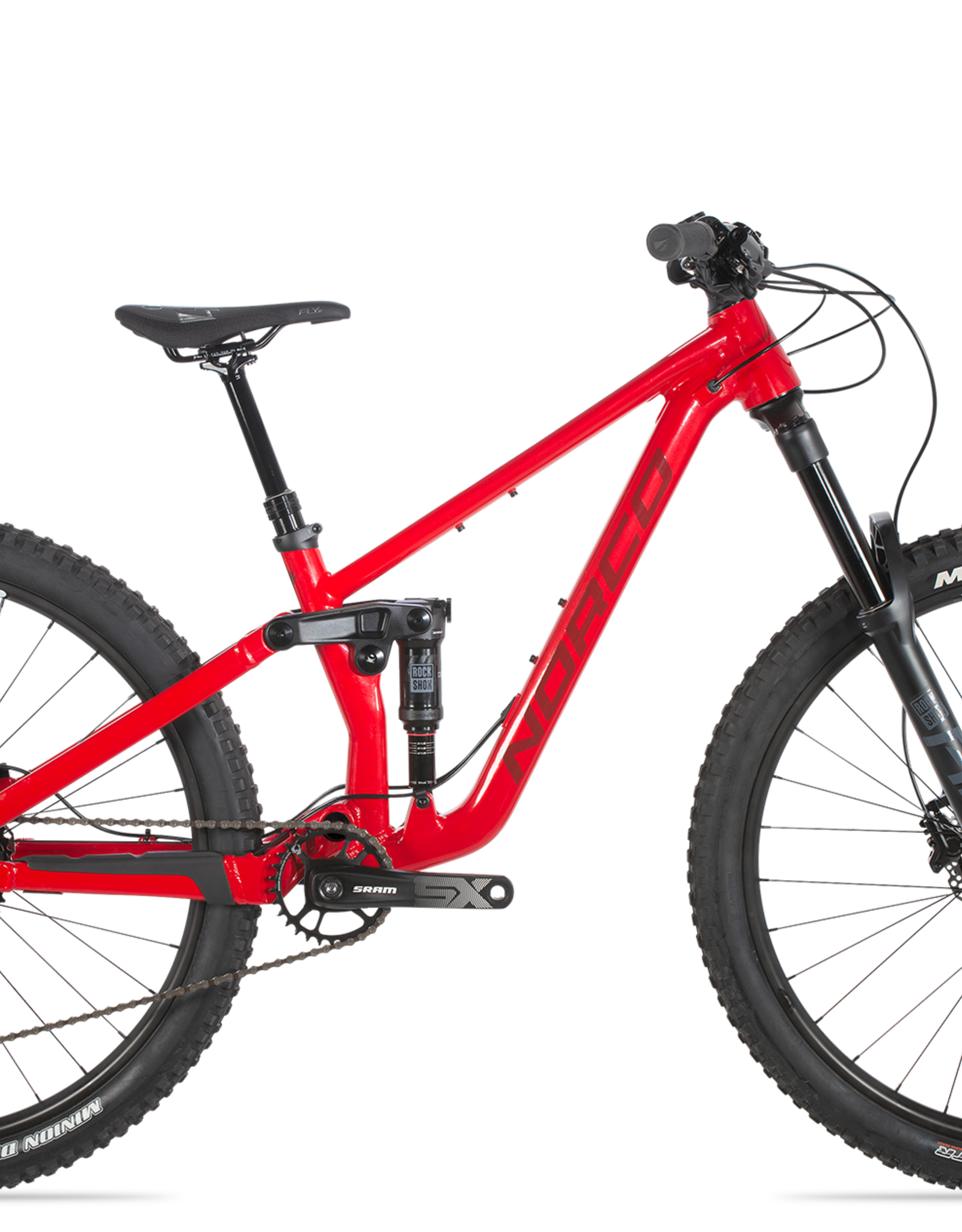 NORCO Norco SIGHT A 27.5 CANDY APPLE RED XS