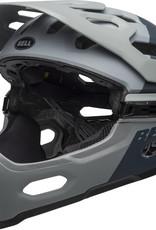 BELL SUPER 3R MIPS Matte grey/gunmetal