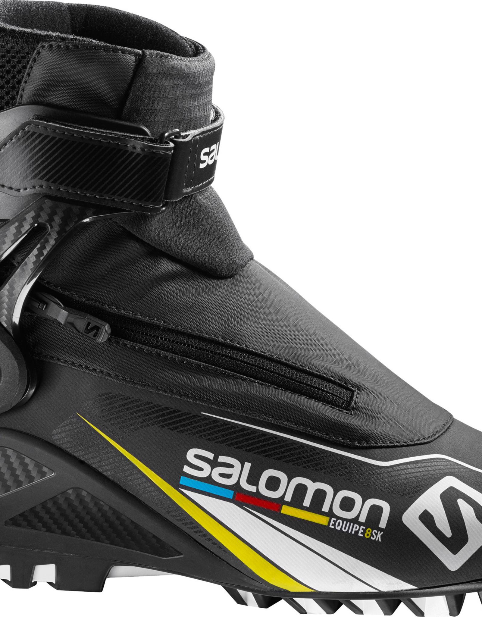 SALOMON SALOMON SNS EQUIPE 8 SKATE