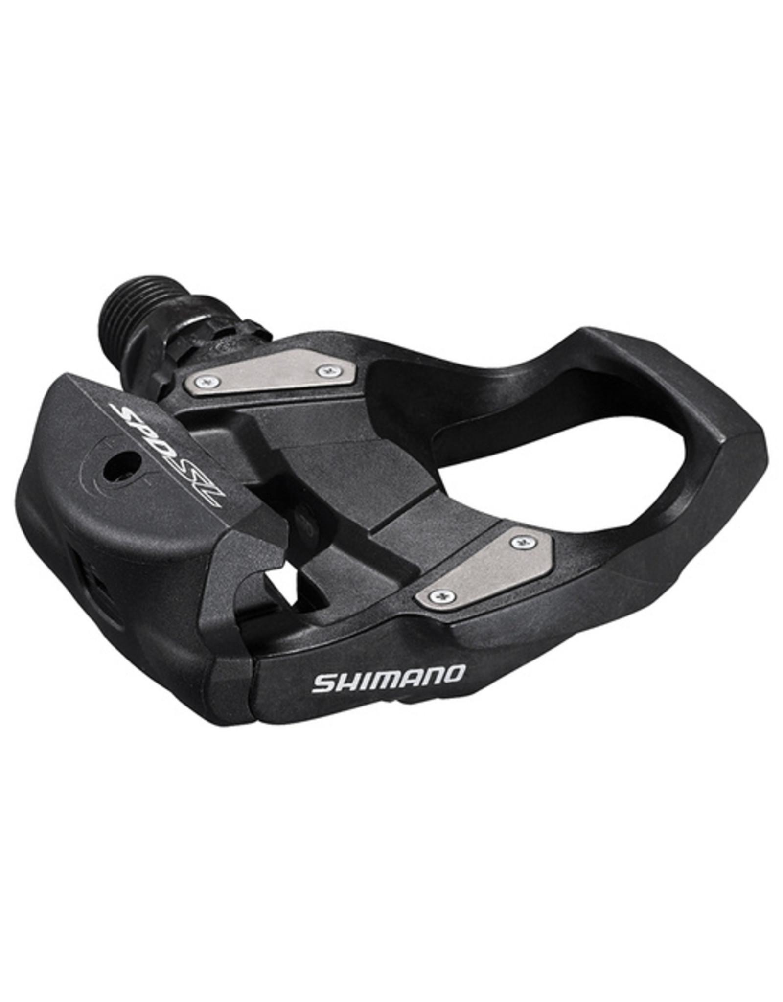 SHIMANO Shimano PD-RS500 Black Light Action SPD-SL