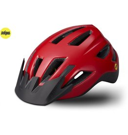 SPECIALIZED SPECIALIZED SHUFFLE YOUTH LED SB HELMET MIPS FLO RED