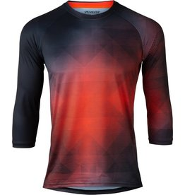 SPECIALIZED Specialized DEMO 3/4 JERSEY MEN BLK/RED  Large