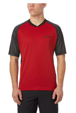Giro XAR Jersey Dark Red