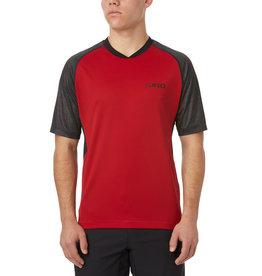 Giro XAR Jersey Dark Red