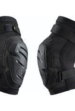 IXS IXS HACK RACE KNEE PAD BLACK