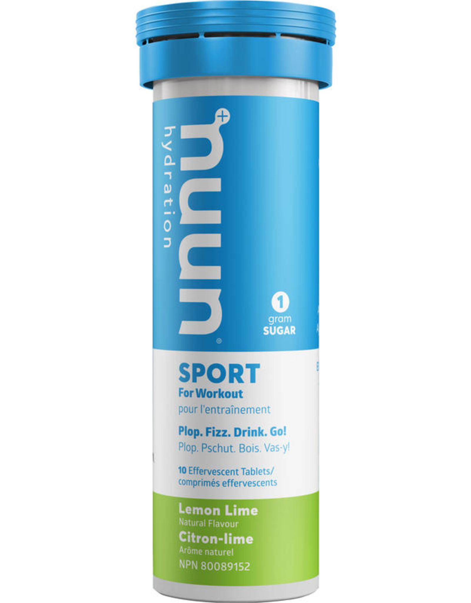 Nuun Sport Tabs single tube