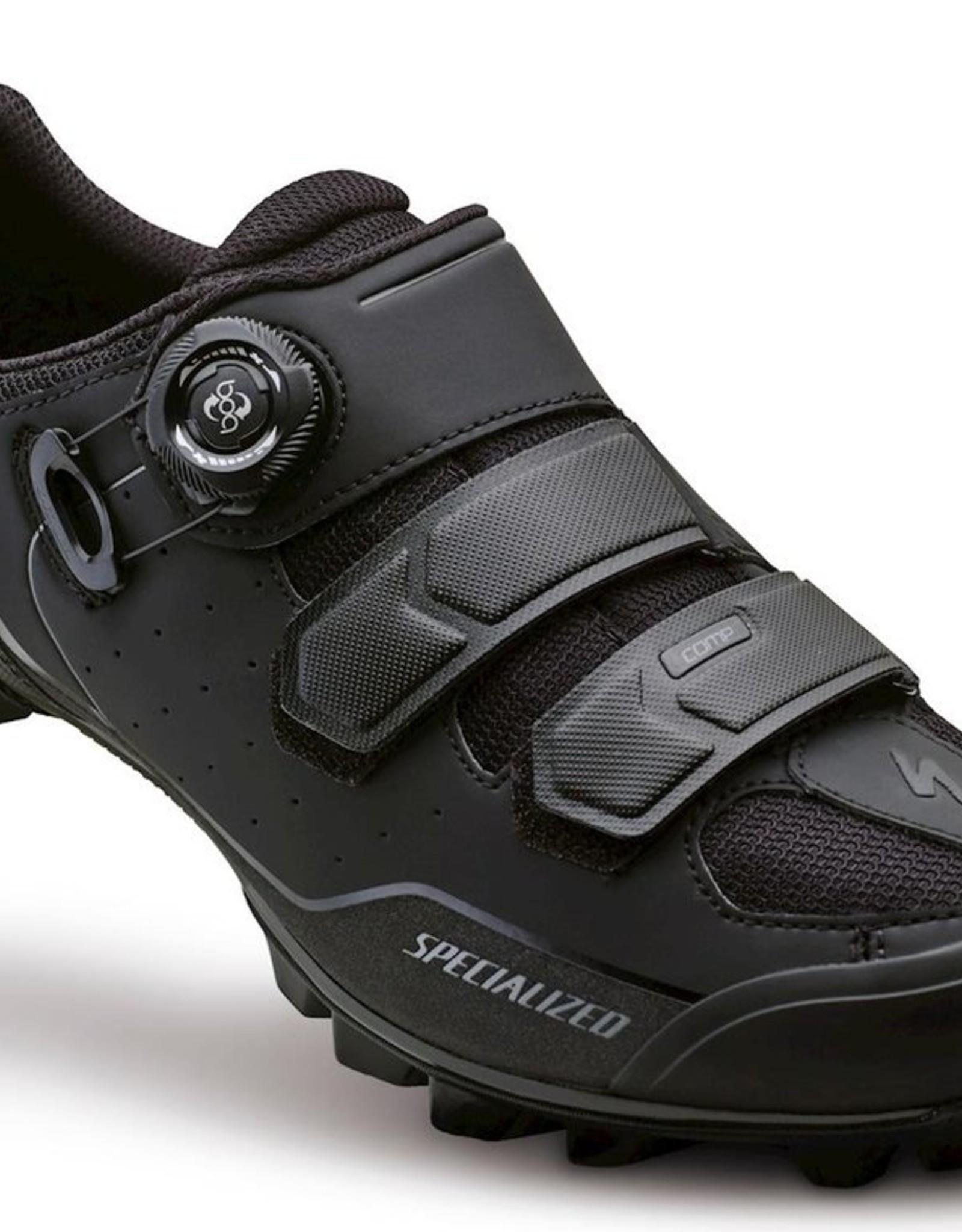SPECIALIZED Specialized Comp MTB-Black/Dark Grey