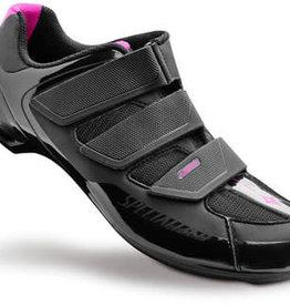 SPECIALIZED Specialized SPIRITA ROAD SHOE WMN - Black/Pink 385