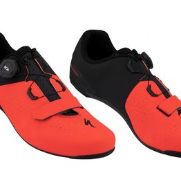 SPECIALIZED Specialized TORCH 2.0 Road SHOE RED/BLK 44.5